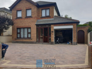 Driveway Paving Collinswood, Dublin